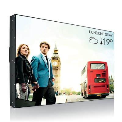 """49"""" Philips X-Line Video Wall Signage"""