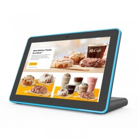 """Display meeting room Android, 10.1"""" TouchScreen counter, negru"""
