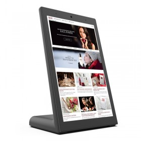 10.1 inch Android TouchScreen display - counter / portrait