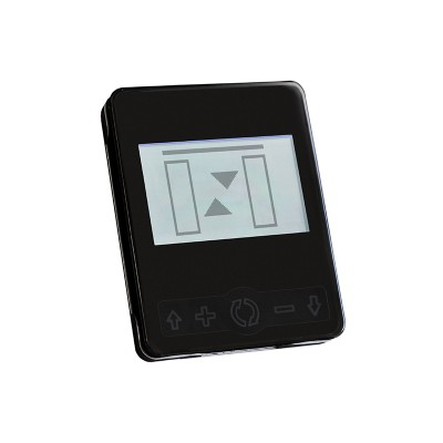 DS2S LCD digital function selector