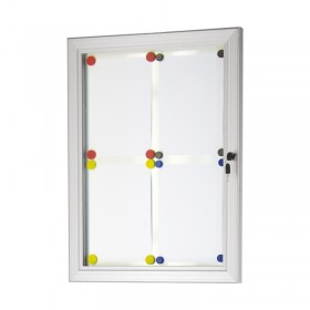 Basic notice board magnetic