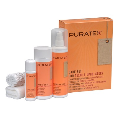 PURATEX® Care Set for textile upholsteries, 200ml