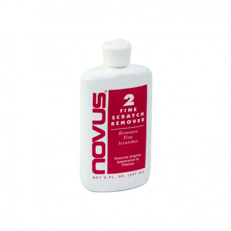 Fine scratch remover for plastic, 60 ml