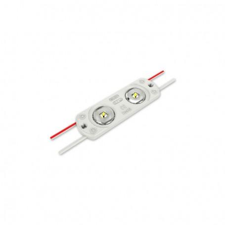 LED Module With White Light 56 x 17.5 x 6.2mm x 2 Led's