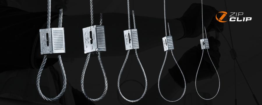 Zip-Clip is a strong, elegant and safe suspension solution   DesignFriends