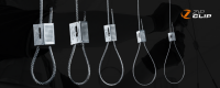 RIZE Zip-Clip is a strong, elegant and safe suspension solution | DesignFriends