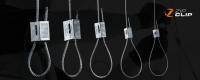 Zip-Clip is a strong, elegant and safe suspension solution | DesignFriends