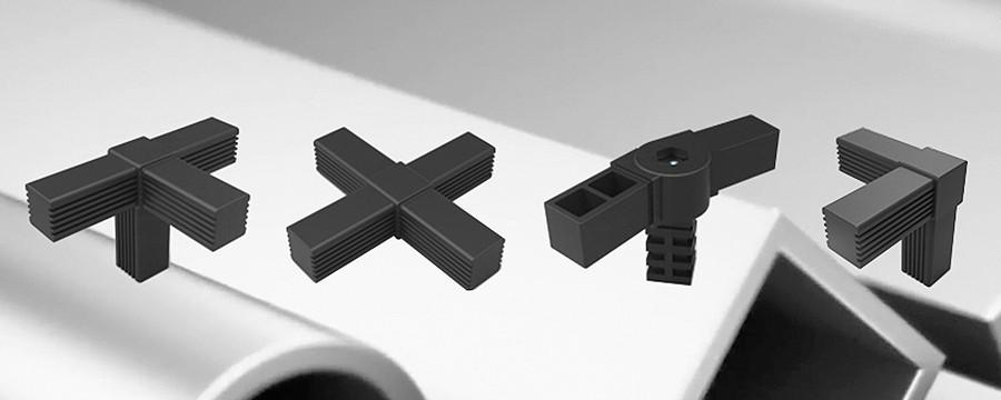 SquareFix® Profile Connectors | DesignFriends
